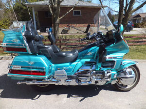 1994 Goldwing GL1500 SE offered for sale!