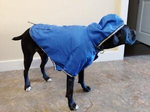 Dog Rain Coat (L, XL)
