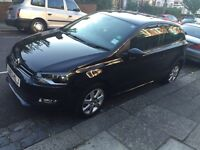 Excellent condition - BLACK POLO for sale £7200 VERY LOW MILEAGE