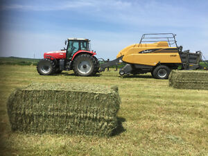 Challenger Big Square Baler
