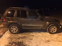 2006 Jeep Liberty  limited edition 5000 firm
