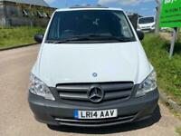 2014 Mercedes-Benz Vito 2.1 CDI Dualiner Extra Long Panel Van 5dr (5 Seats) Comb