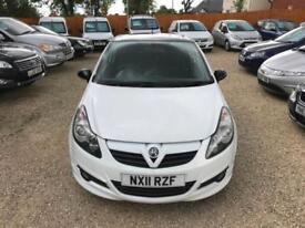 Vauxhall/Opel Corsa 1.2i 16v ( 85ps ) Limited Edition