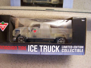 Canadian Tire Ice Truck 1/24 Scale- new in box