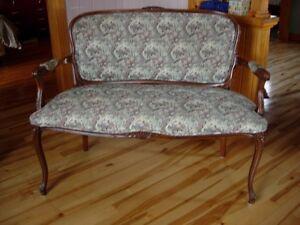 causeuse et fauteuils louis 14
