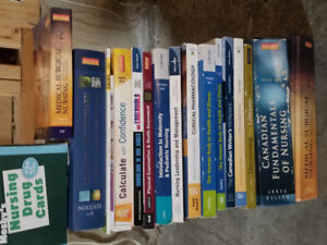 PN Nursing Textbooks