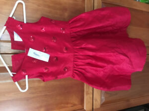 size 6 girls gymboree dress NWT