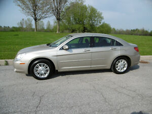 2009 Chrysler Sebring LX Sedan