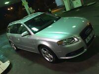 Audi A4 Avant (estate) S Line 2.0T