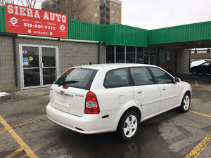2005 Chevrolet Optra Wagon****ONLY 125 KMS***GOOD ON GAS**AS IS London Ontario image 3