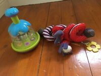 Baby toys! Cheap!
