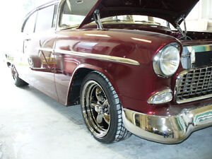 Custom Chassis for your 1955-1957 Chevrolet Car!