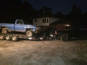 Looking for a 73-87 Chevy or gmc 4x4
