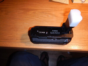 New never used Canon BG-E6 Battery grip Prince George British Columbia image 2