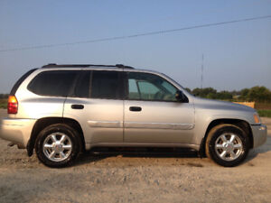 2004 GMC Envoy SLE SUV, Crossover from alberta