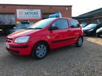 2004 Hyundai Getz 1.1 GSi Red, 3dr Hatch, **ANY PX WELCOME**