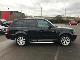 2007 Land Rover Range Rover Sport 2.7TD Auto HSE A Family Business Est 19 years