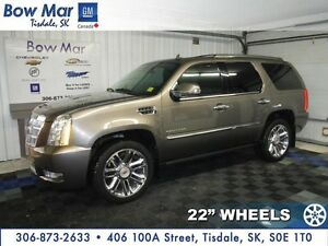 "2013 Cadillac Escalade ""PLATINUM EDITION""***FULLY LOADED***"