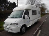 Rapido 770F 2000 4 Berth Rear Fixed Bed Motorhome For Sale