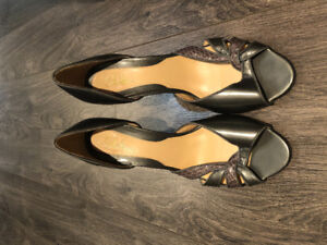 Cole Haan heeled shoes