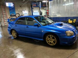 2003 Subaru Impreza WRX STI   JDM   Perfect Mechanical Condition