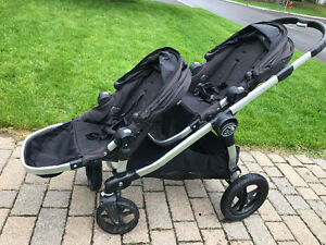 Poussette BabyJogger City Select double