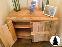 Rustic Shoe Cupboard - Delivery Included from Victoria to Comox
