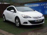 2013 Vauxhall Astra Gtc 1.4 i Turbo 16v SRi (s/s) 3dr