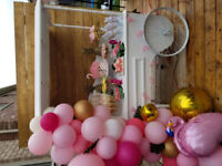 Party Decor/event planning