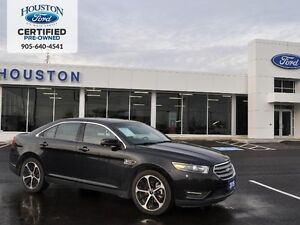 2015 Ford Taurus SELLOW KM-AWD-LEATHER-MOONROOF-NAV