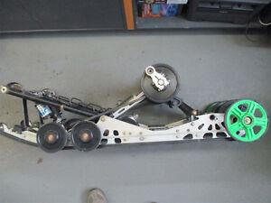 ARCTIC CAT suspension arriére de f1100 turbo 2013 snow pro