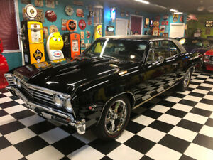 Chevrolet Chevelle 1967, 572 crate engine, Show Car.
