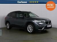 2018 BMW X1 sDrive 18d SE 5dr - SUV 5 Seats SUV Diesel Manual