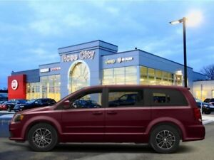 2017 Dodge Grand Caravan GT  - Bluetooth -  Leather Seats