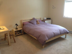 Large, ensuite room for rent in newer home