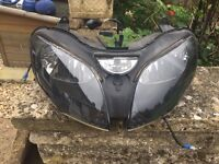 Kawasaki ZX6R headlights Zx636 zx9r