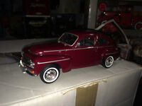 Volvo antique die cast 1/18 diecast