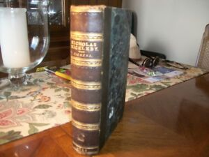 Antique Charles Dickens First Edition