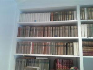 Collection La PLEIADE - 250 VOLUMES en lot complet ou petits lot
