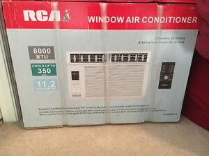 RCA Air Conditioner- Brand New Not Opened 8000 BTU