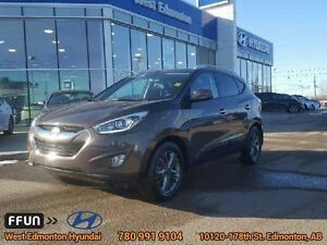 2014 Hyundai Tucson GLS 2.4L GLS AWD  awd heated seats back u...