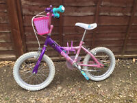 Girls Moxie Bike