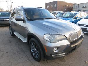2008 BMW X5 4.8i Premium - Navi, Cam, Pano - Mint