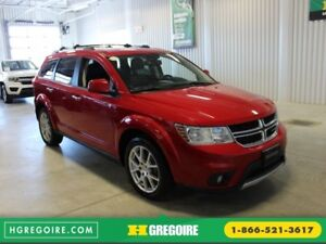 2016 Dodge Journey AWD Gr-Électrique (Cuir-Mag-Bluethooth)