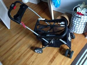 Snap and go stroller $20