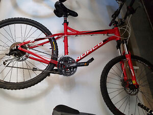 Red Norco Bike