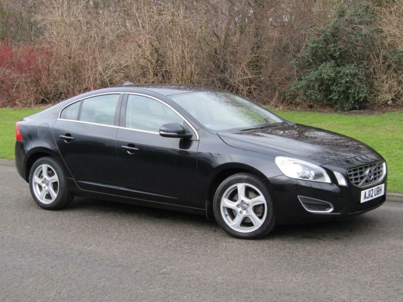 2012 Volvo S60 2.0 D3 SE Lux Manual 6 Speed Diesel 4 Door Saloon 163 bhp 5 cyl