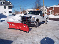 2014 Ford F-250 XLT-Reg Cab- With V-Plow St # 937