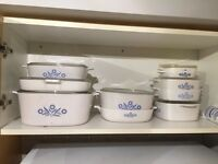 20 pieces and more Corning wear dish set