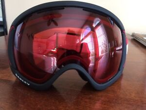 Oakley Canopy Prizm Rose Goggles Canadian Olympic Edition